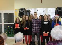 Koncert Kolęd w wykonaniu Szkoły Podstawowej nr 2 im. Olimpijczyków Polskich w Pile