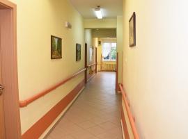 Dom Pomocy Społecznej - korytarz