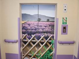Dom Pomocy Społecznej - winda