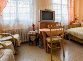 Dom Pomocy Społecznej - pokój